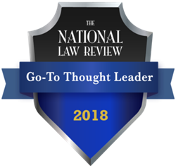 2018-National-Law-Review-Go-To-Thought-Leadership-Award